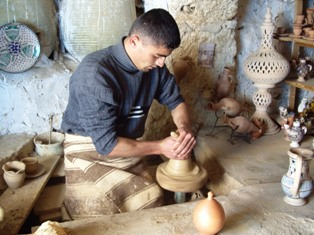 Potters of Guellala