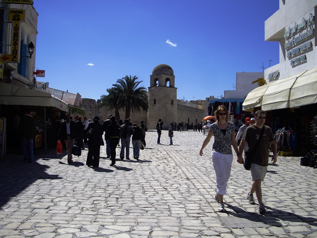 Sousse medina check out sousse medina cntravel for Piscine demontable tunisie